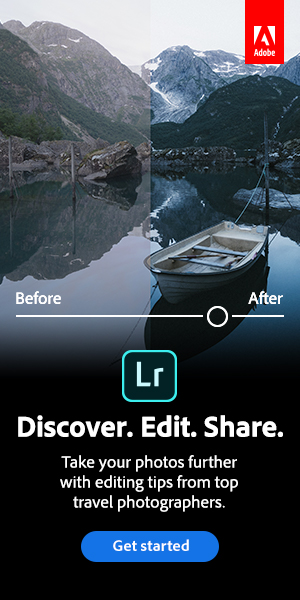 adobe lightroom photo editing software